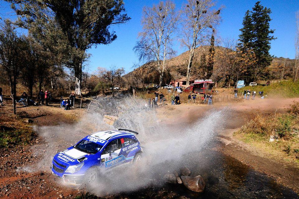 Rally Vuelta de la Manzana
