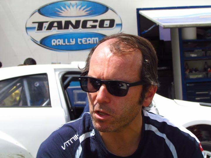 Palabra autorizada en el Tango Rally Team