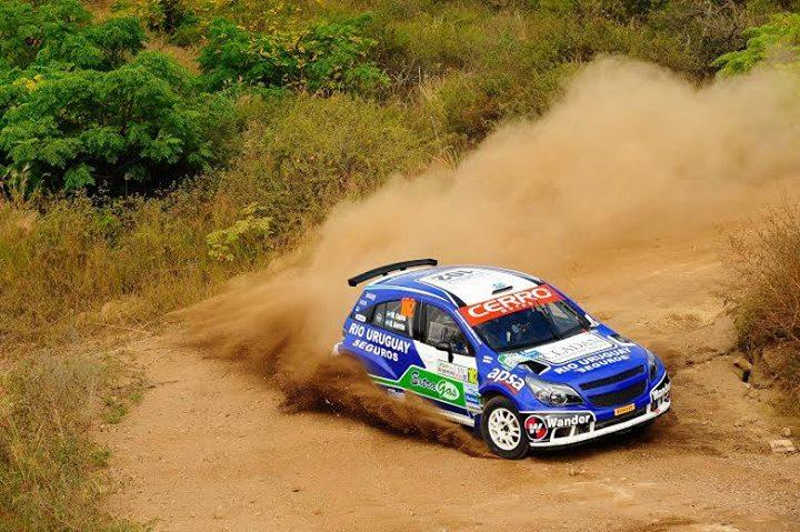 Ligato al mando del Rally Argentino
