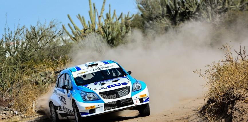 #RallyCatamarca - Fecha 4