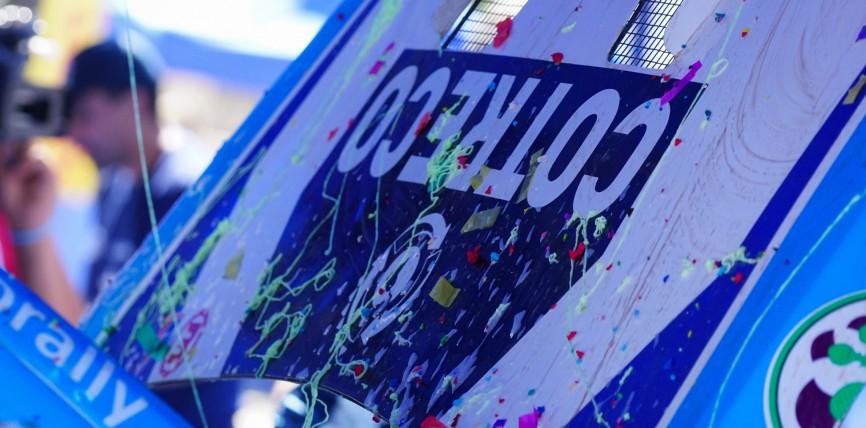 #RallyCruzDelEje - Fecha 10
