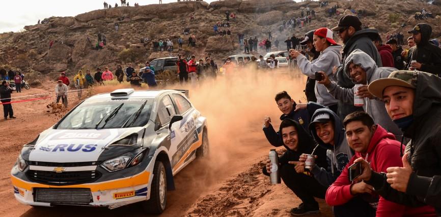 Nalbandian-Rally Argentino - CutralCo - 4-2