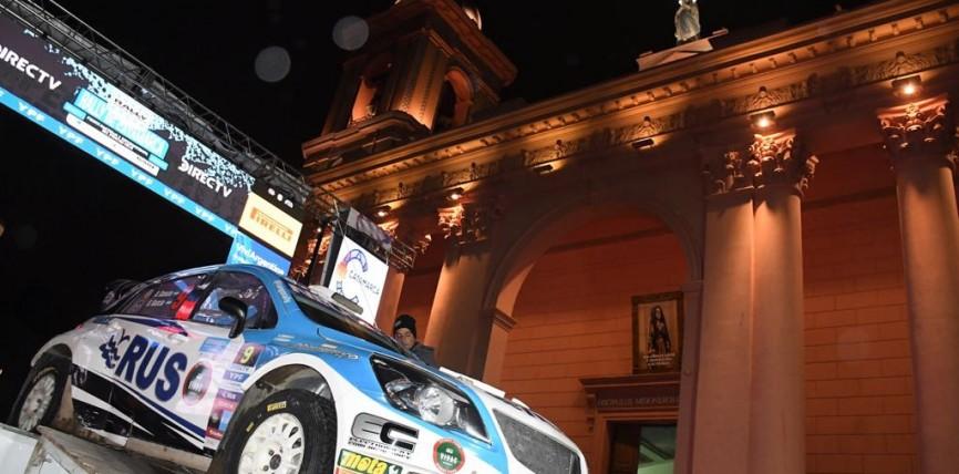 #RallyDelPoncho - Fotos