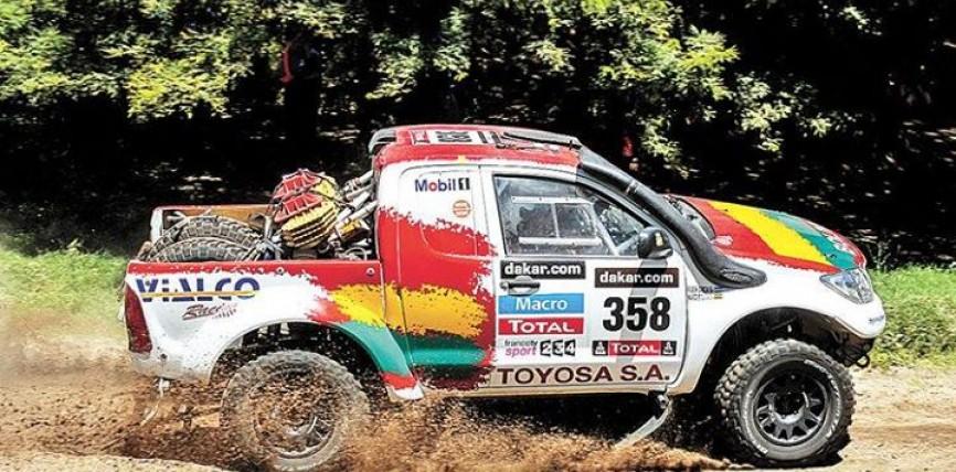 Rubén Garcia y un nuevo Dakar en su palmares