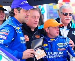 Carlos Paz será el punto de partida del Tango Rally Team Rio Uruguay Seguros